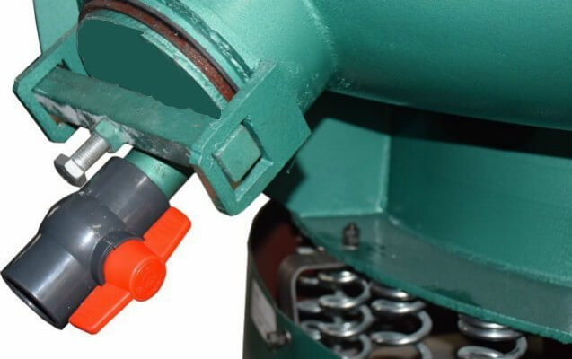 cheap bowl vibratory finishing machine for metal deburring