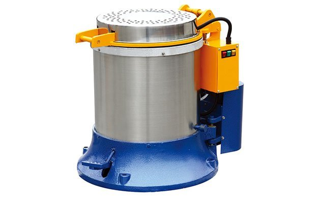 industrial spin centrifugal drying machine