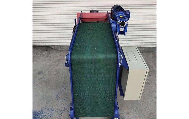 magnetic separator vibratory finishing machine