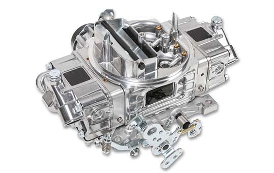Aluminum Fixed jet Carburettor Polishing