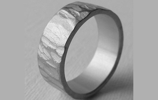 Aluminum Ring Polishing