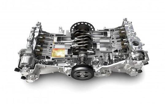 Boxer Engines Polishing