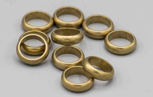 Brass Ring Polishing