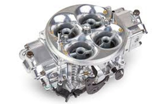 Constant Choke Carburetor Polishing