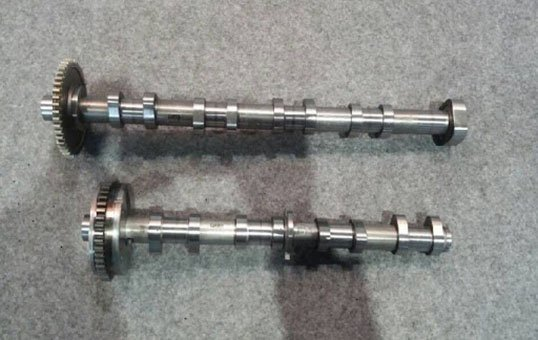 Forged Steel Diesel Engine Camshaft