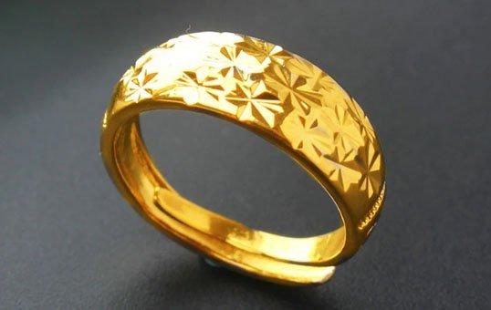 Gold Ring Polishing 1