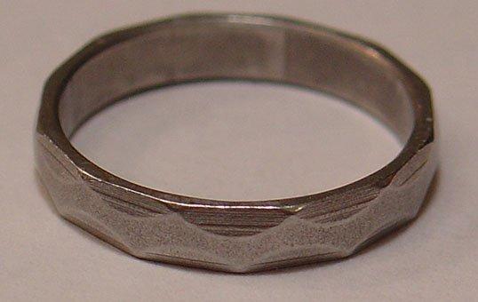 Iron Ring Polishing