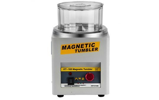 KT360 Magnetic Polishing Machine Tumbler