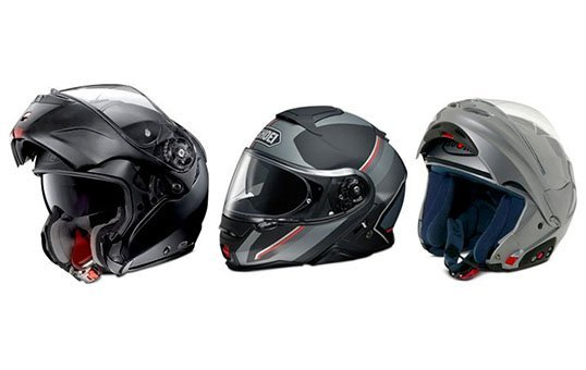 Modular Helmets Polishing