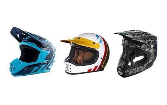 Off Road Helmets Polishing