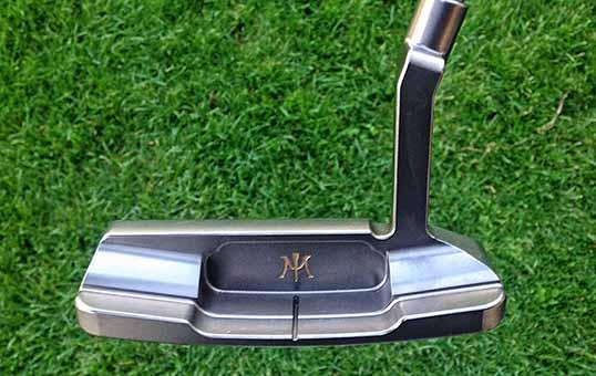 Putter Golf Clubs Polishing