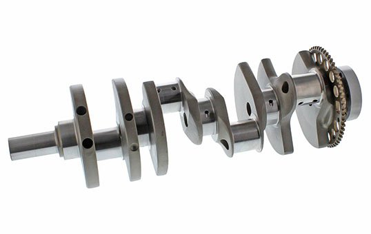 Racing Crankshaft Polishing