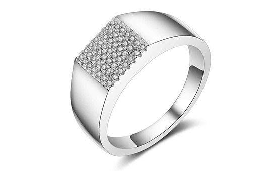 Silver Ring Polishing 1