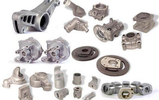 Small Aluminum Die Casting Parts