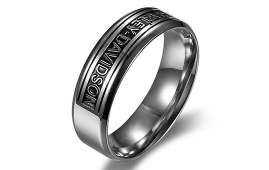 Steel Ring Polishing