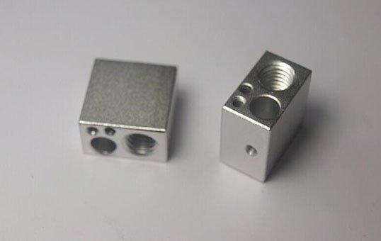 aluminum 3D printed parts