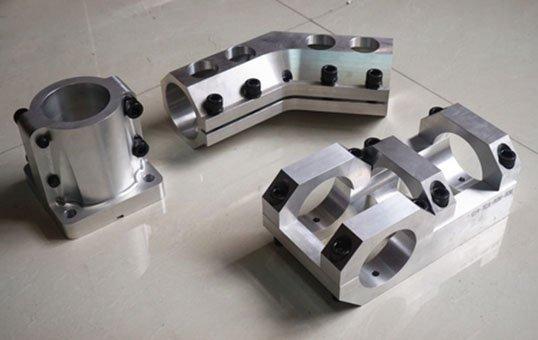 aluminum Precision CNC parts