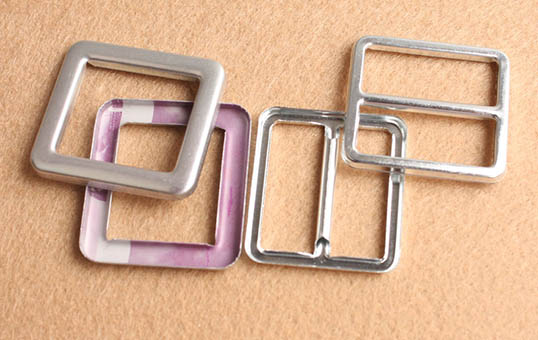 aluminum belt buckle blank polishing