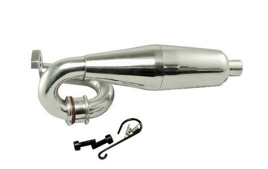 aluminum polished exhaust pipe polishing