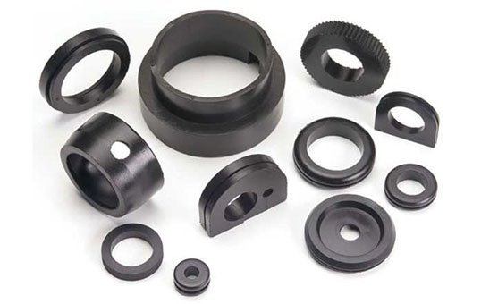 automotive rubber parts deburring