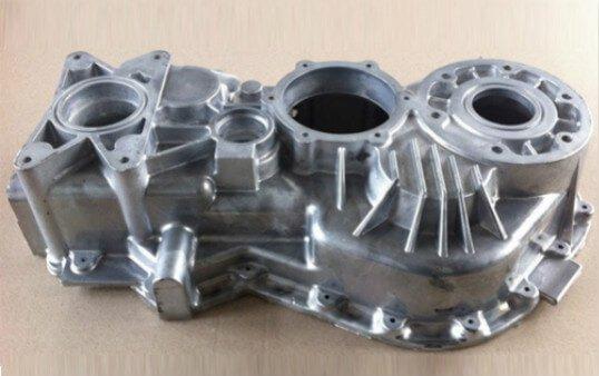 die casting aluminum motorcycle parts polishing