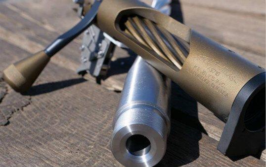 gun barrel blank polishing