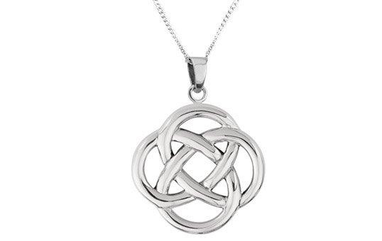 silver pendant polishing