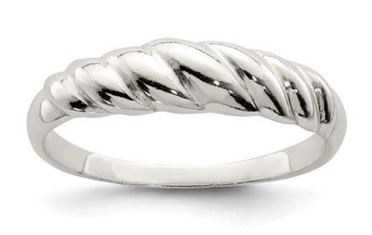 silver ring polishing