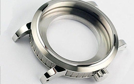 titanium watch case polishing