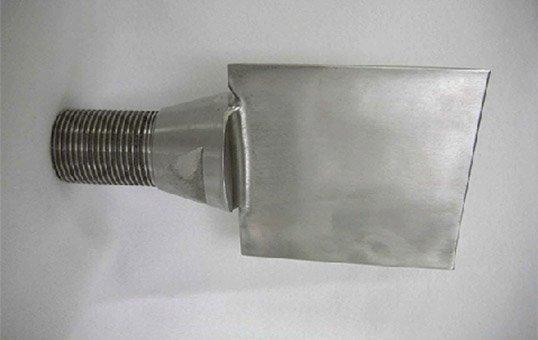 turbine blade polishing 2