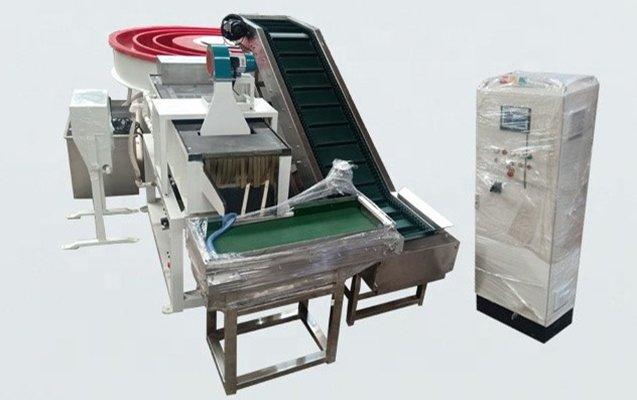 Rotomatic vibratory finishing machine 2