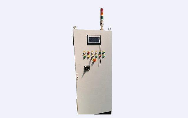 Rotomatic vibratory finishing machine 4
